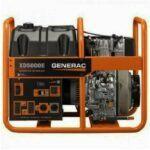 GENERAC XD 5500 WATT GENERATOR